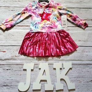 🆕️ KATE MACK TIE DYE GIRL'S DRESS